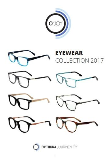 O´JOY Eyewear Collection