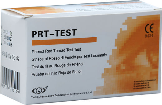 PRT Phenol Red test